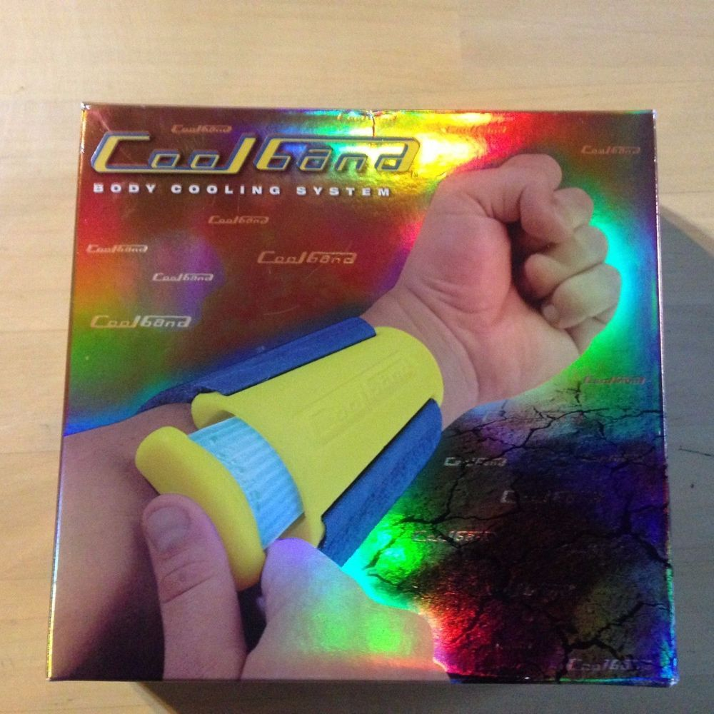 Personal Climate Control Cool Band Body Cooling System Cooler
