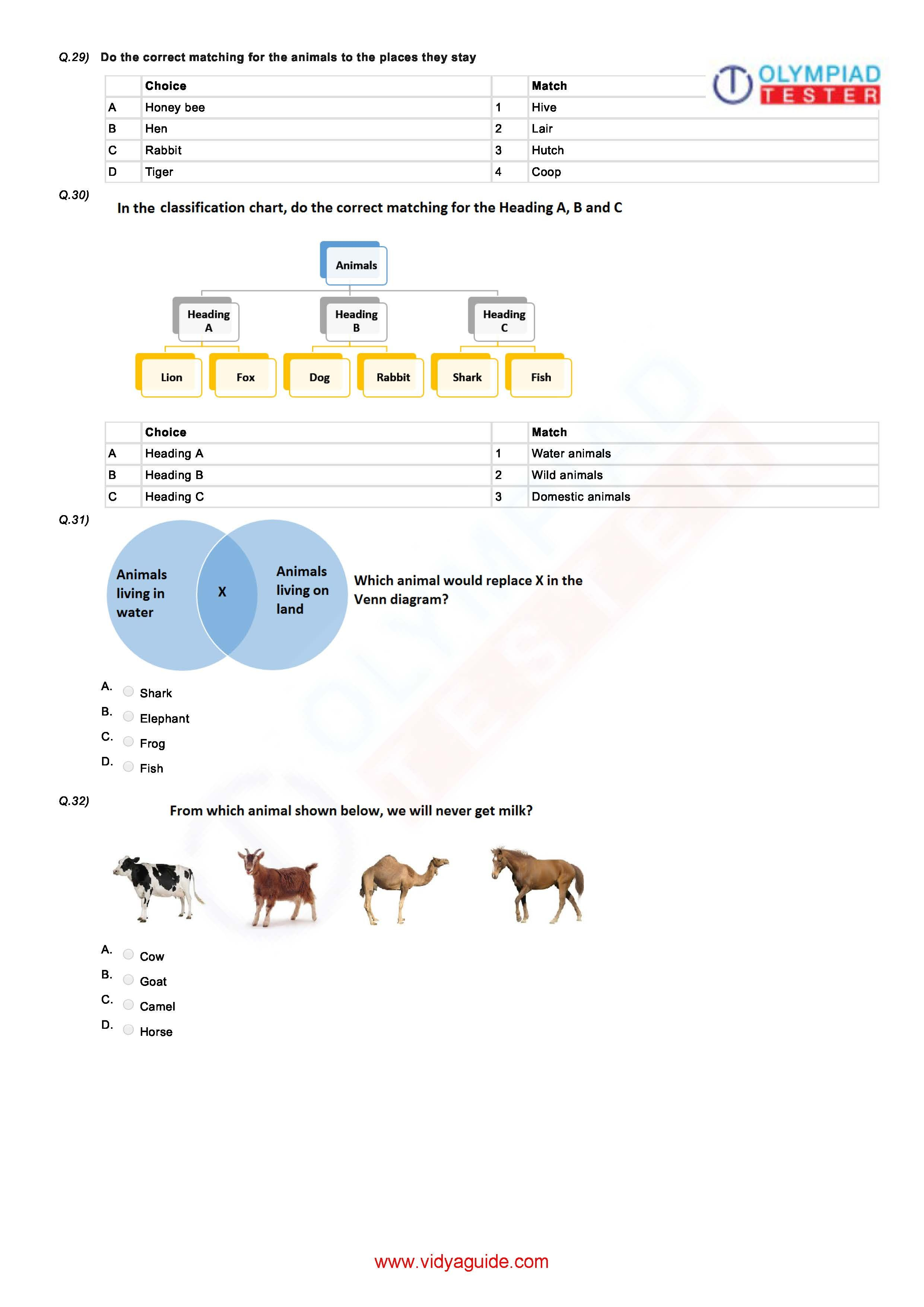 This Class 1 NSO PDF worksheet 03 is prepared by