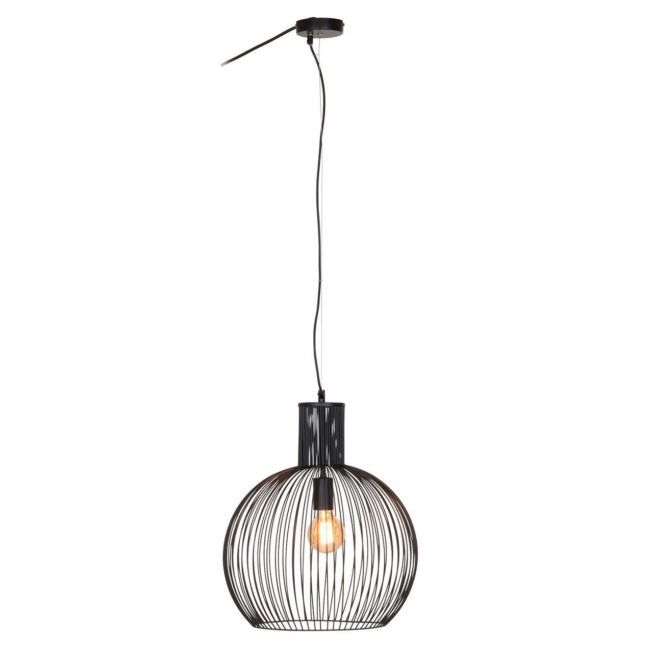 Hanglamp Diana Zwart  KwantumNajaar  Hanglamp Lampen