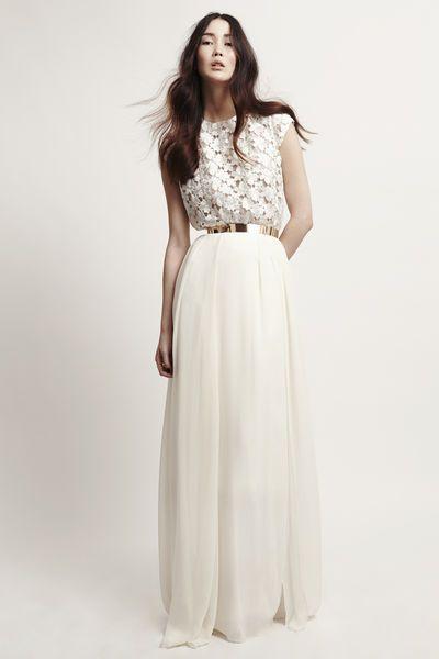 kaviar gauche bridal couture la vie en rose hochzeit outfits pinterest brautkleid. Black Bedroom Furniture Sets. Home Design Ideas