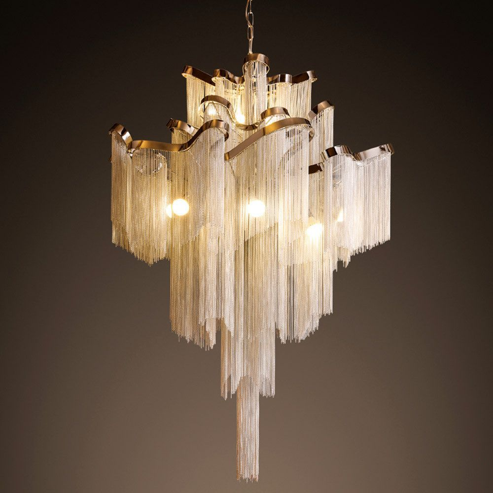 Eleganzo collection elegant hotel ceiling chandelier | Chandeliers ...