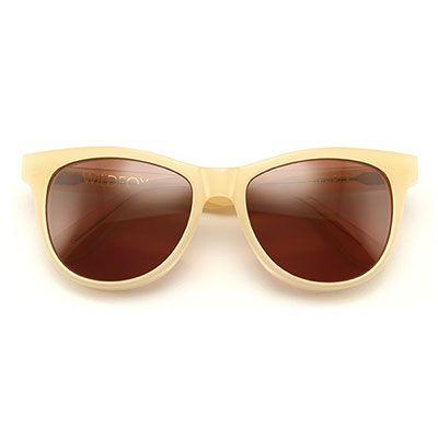 Wildfox Catfarer Sunglasses in Honey at Maverick Western Wear