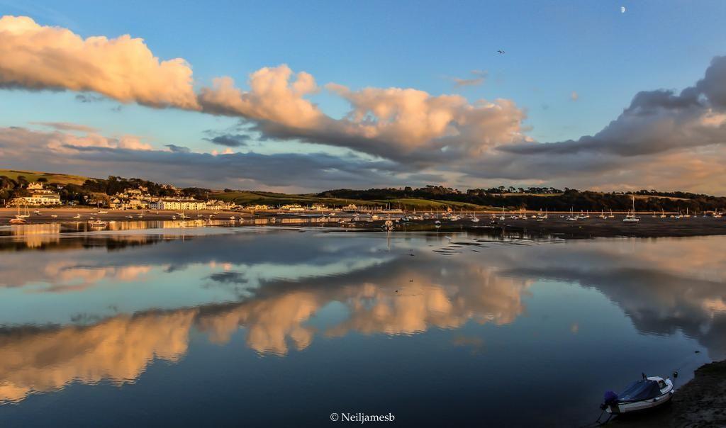 View to Instow from Appledore, Devon by @NeilJamesB