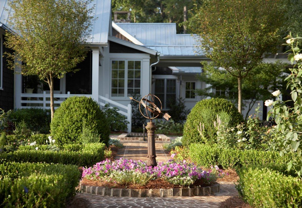 Historical Concepts Farmhouse Landscaping Landscaping Atlanta Front Yard Landscaping