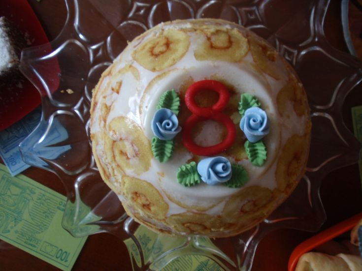 Svieža tvarohová torta