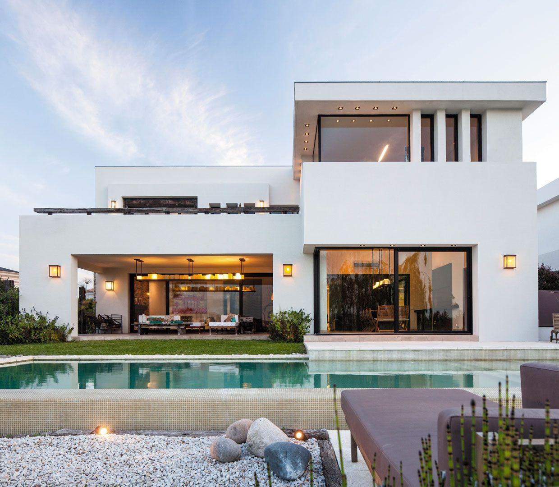 Estudio Gamboa Casa Dfs Fachadas Haus Projekte Haus