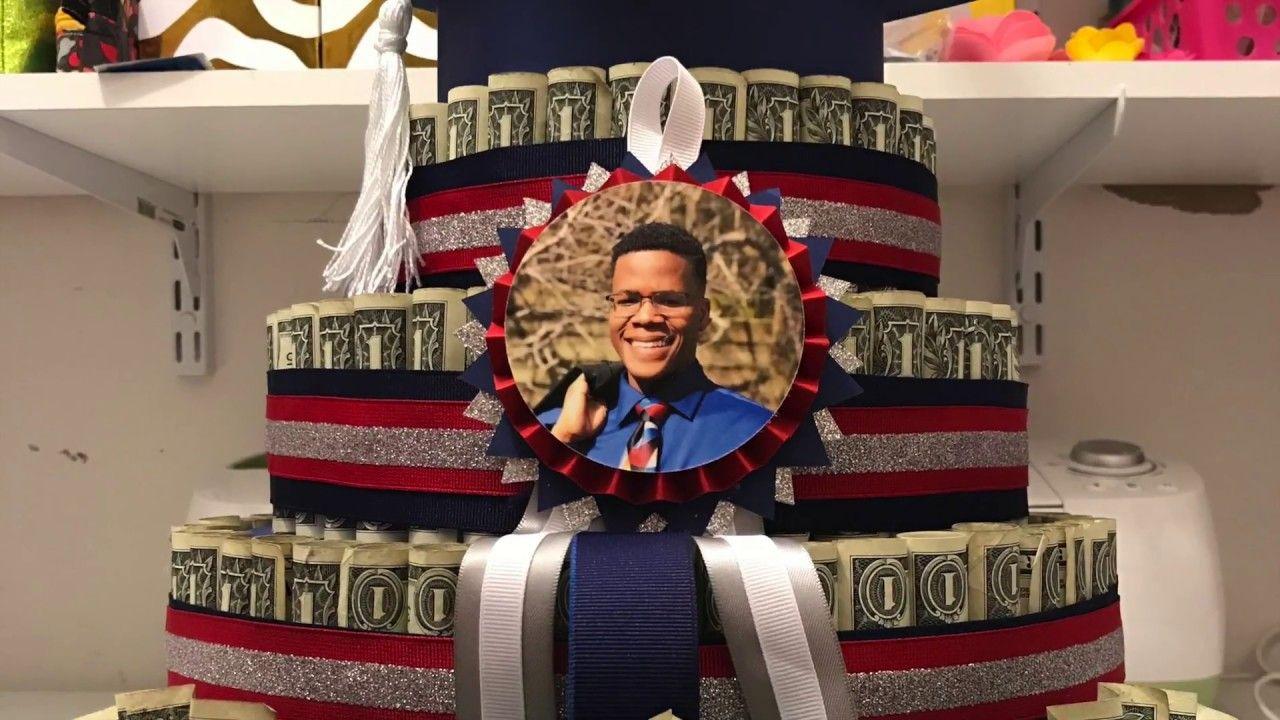 Graduation money cake money cake graduation money