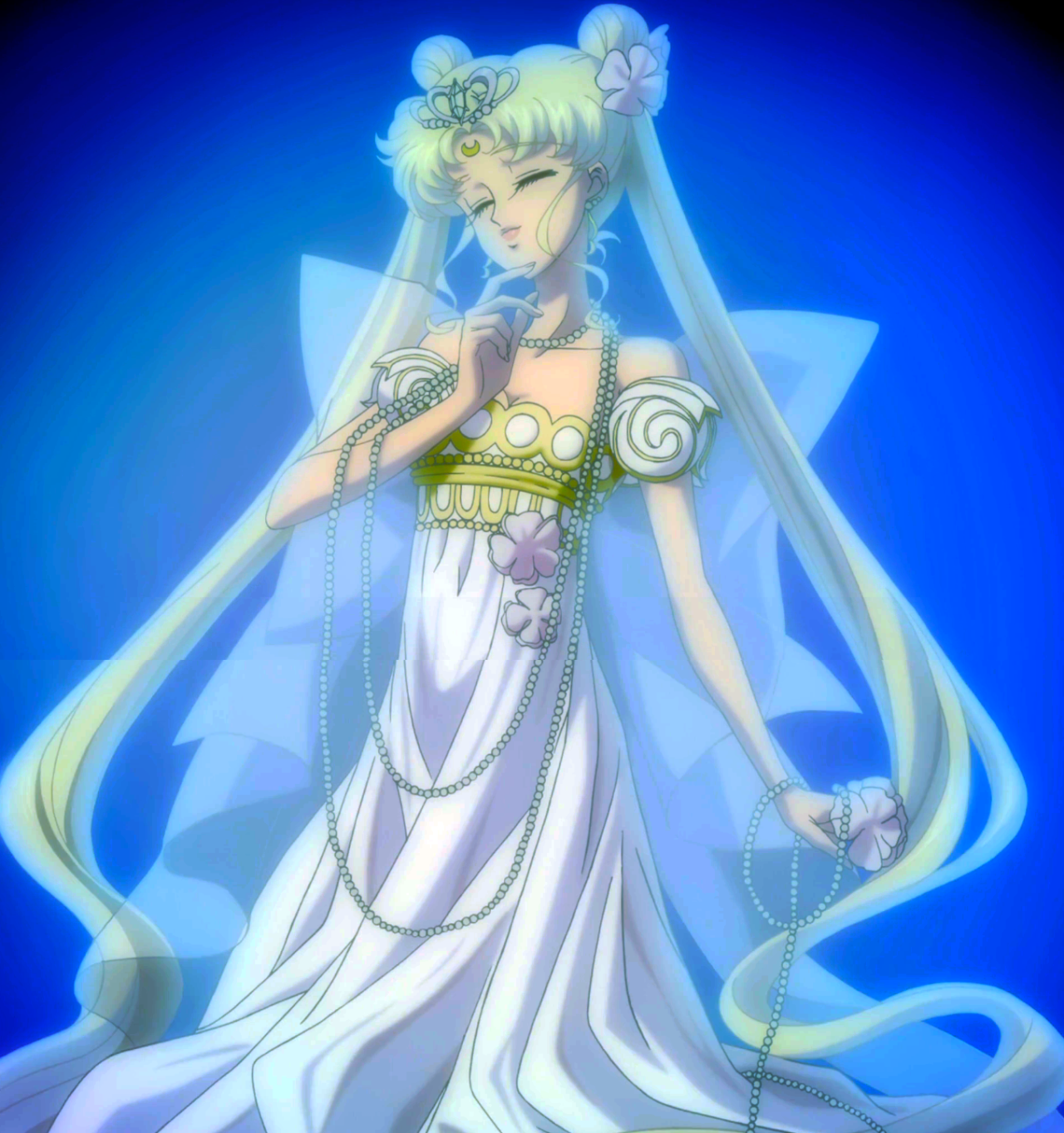"Neo Queen Serenity Crystal: Sailor Moon Crystal Ep.21 ""Complication"