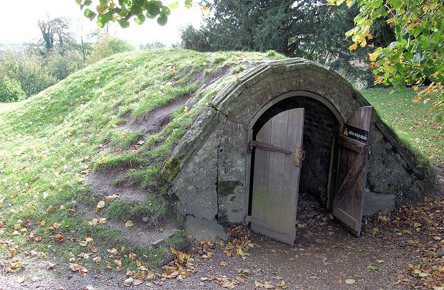a hobbit shed. | outbuilding ideas | pinterest | ice houses, bricks