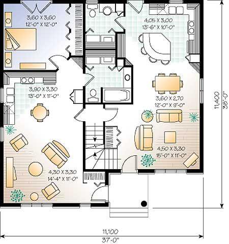 Planos De Casas Gratis Plano De Casa De 2 Plantas Planos De Casas Gratis Modernas Plans Endroits A Visiter