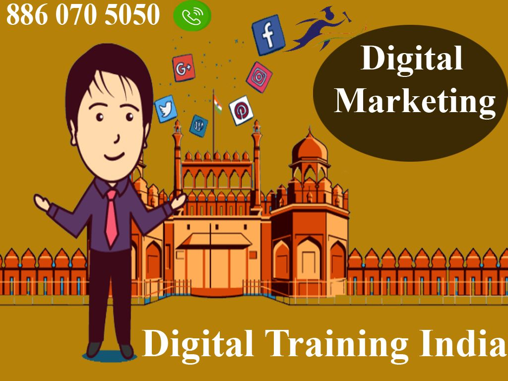 Learn Digital Marketing with Digital Training India