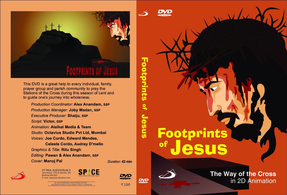 Footprints of jesus prayer group production coordinator