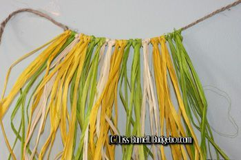 How to Make a Hula Skirt  Hawaiian Luau Decorations Dirt Cheapcheap