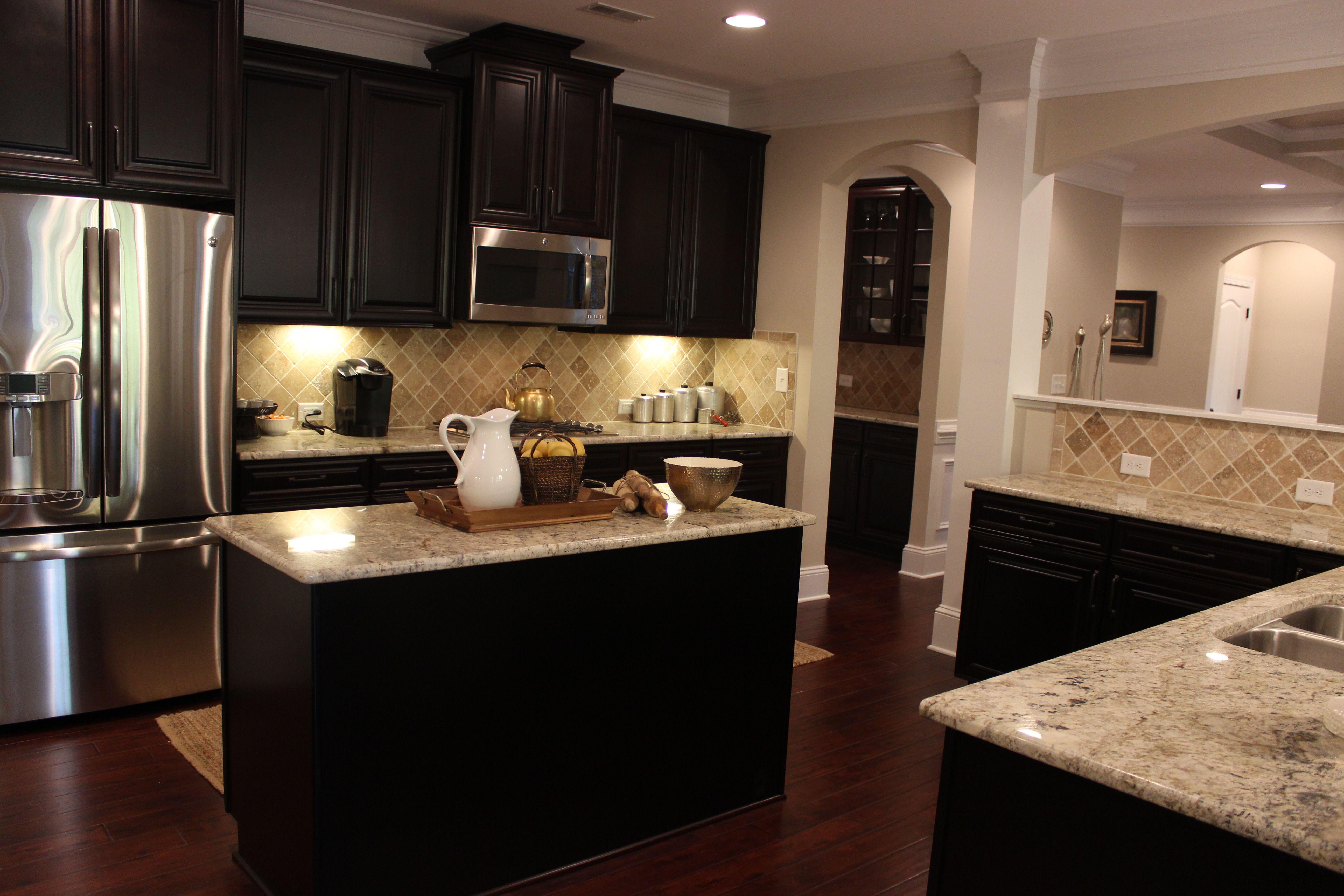 essex homes - katherine model - kitchen | design projects