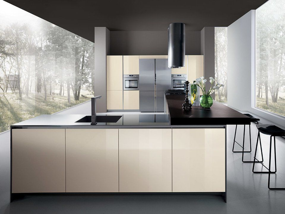 Muebles de Cocina Termolaminado MITON de Top Kitchen ... - photo#2