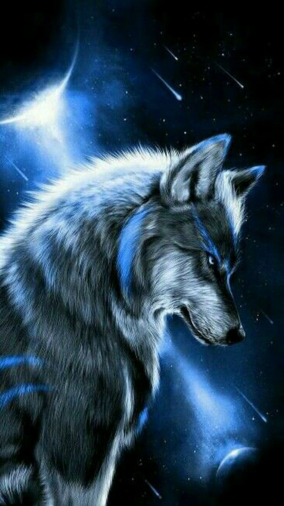 Pin By Hendie Purwiliarto On Phone Backgrounds Hipster 21 Wolf Painting Animal Wallpaper Animals