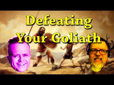 F4F | David Crank Defeating Your Goliath(s) - YouTube