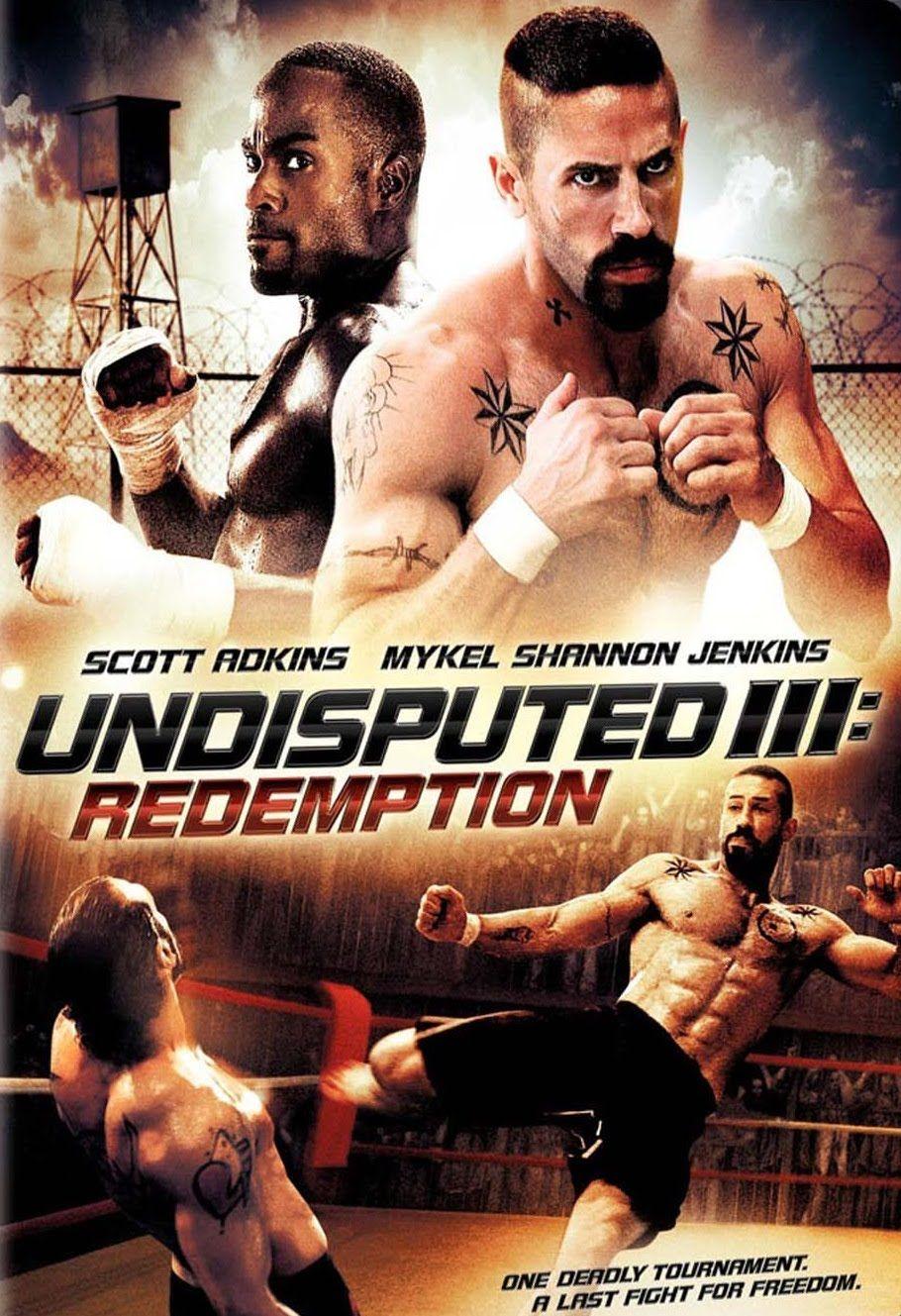 Invicto Iii Redemption Posters Of Movie Pelis De Peleas Con