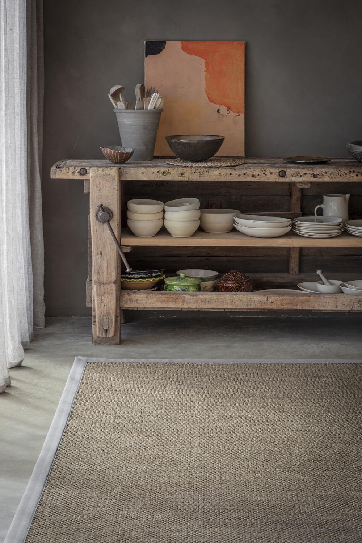 Sisal Malay Chen (2537) Natural Carpet Alternative