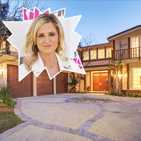 Celebrity Houses, Sarah Michelle Gellar