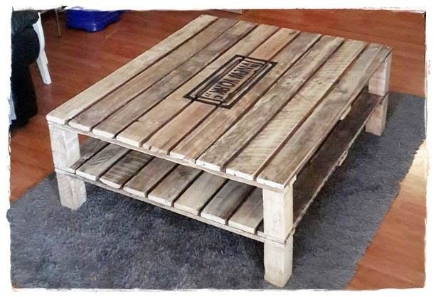 Coffee table - can be made