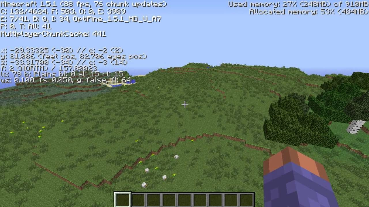 Amazing Large Flat Land Grassland Great For Building Minecraft
