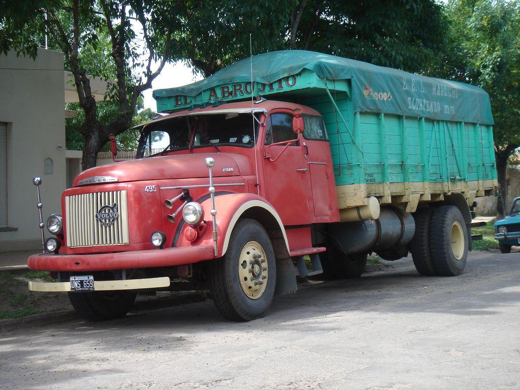 Un buen Volvo   camiones   Pinterest   Camiones volvo, La provincia ...