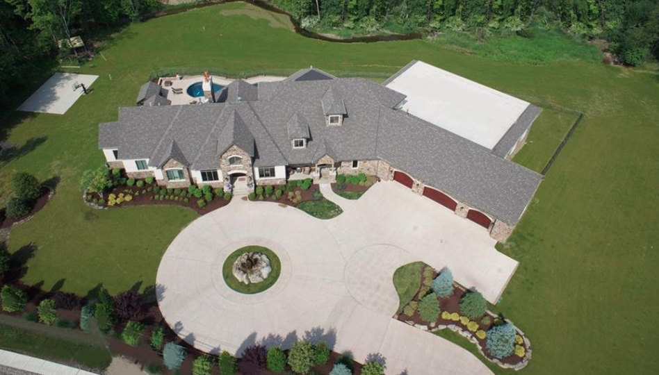21 000 Square Foot Mansion In Strongsville Ohio Mansions