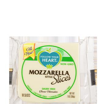 Vegan Cheese Follow Your Heart Mozzarella Organic Vegan Dairy Free