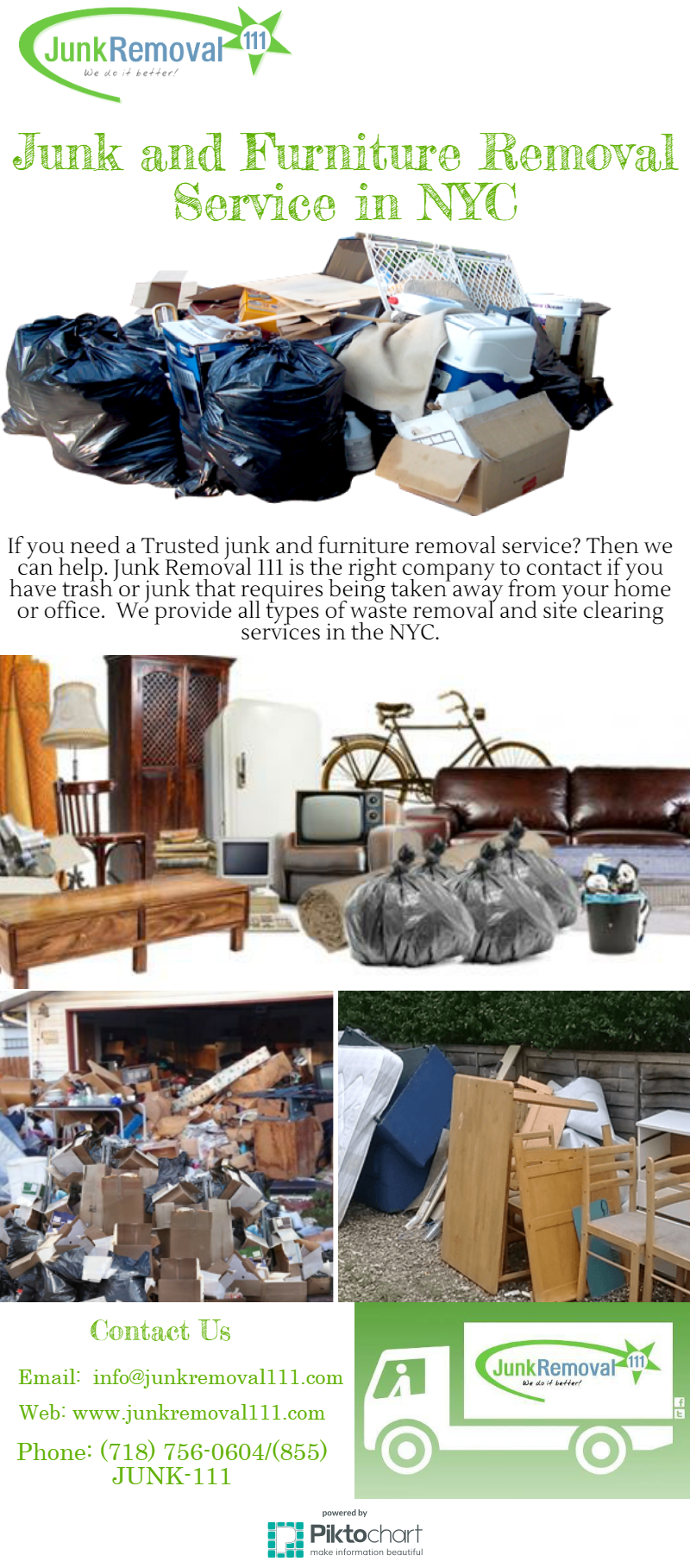 If you need a Trusted junk and furniture removal service? Then we ...