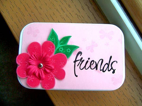 Cute Homemade Cards | Crafty | Pinterest | Homemade cards, Homemade