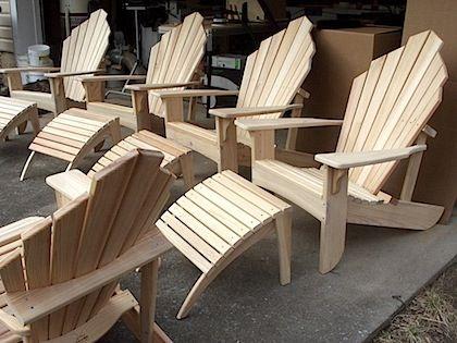 custom image outdoor projects pinterest adirondack furniture