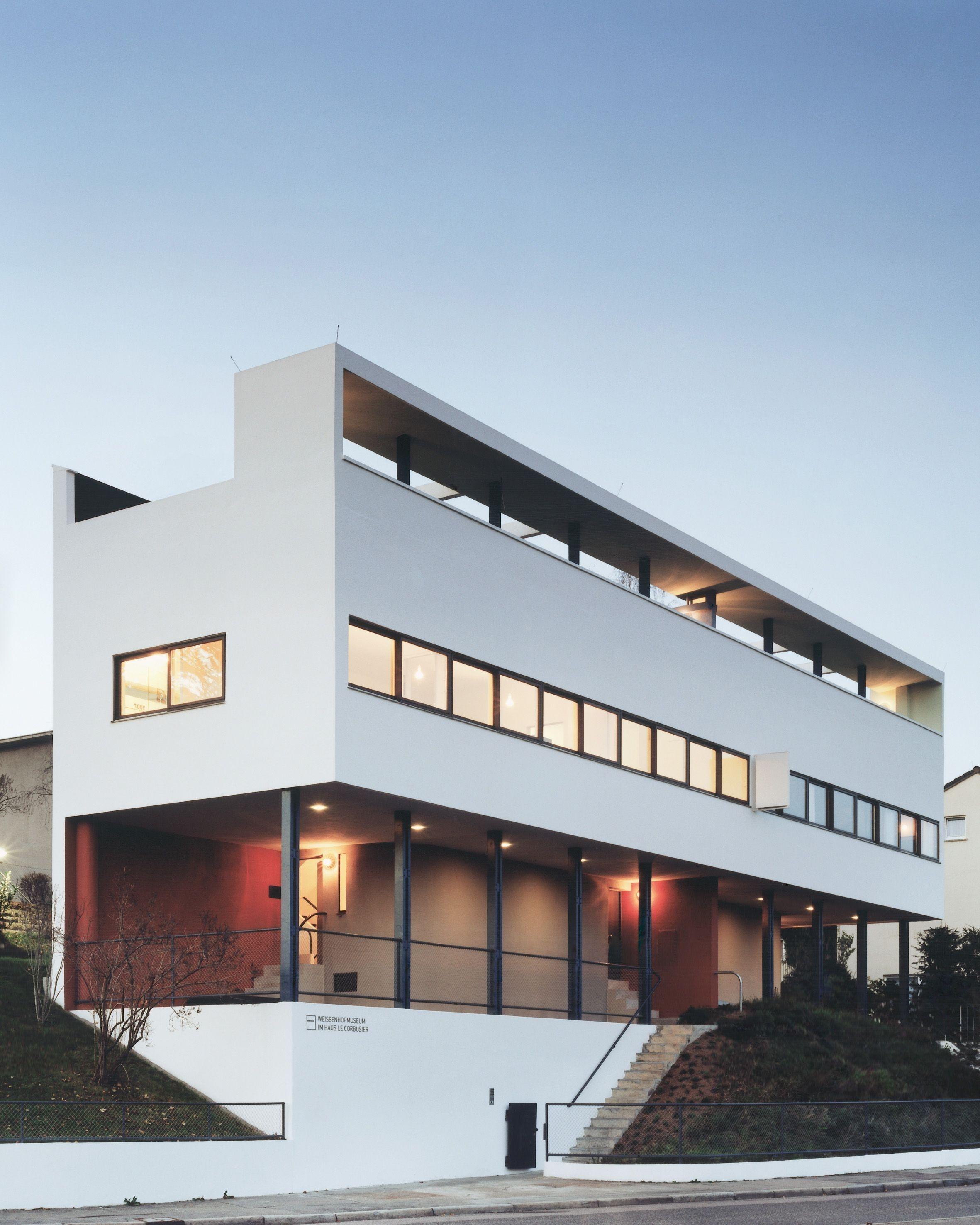 Weissenhof Estate, © Brigida Gonzales. Charles Eames was