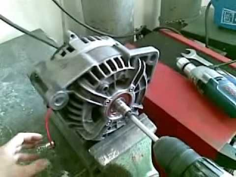 Permanent magnet alternator generator part 1 youtube dumsday permanent magnet alternator generator part 1 youtube solutioingenieria Images