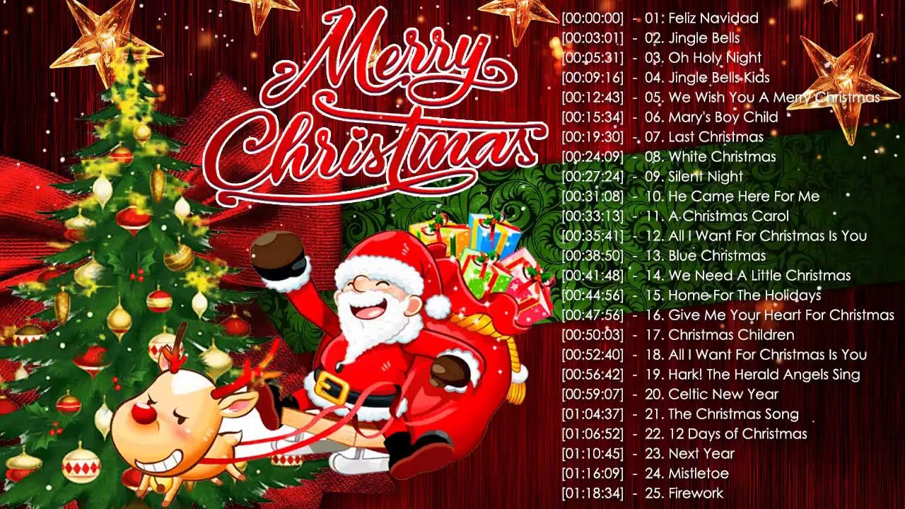 Merry Christmas 2020 🎅 Top Christmas Songs Playlist 2020