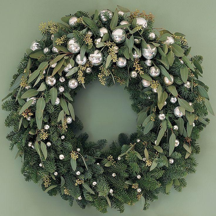 18++ Fresh eucalyptus christmas garland inspirations