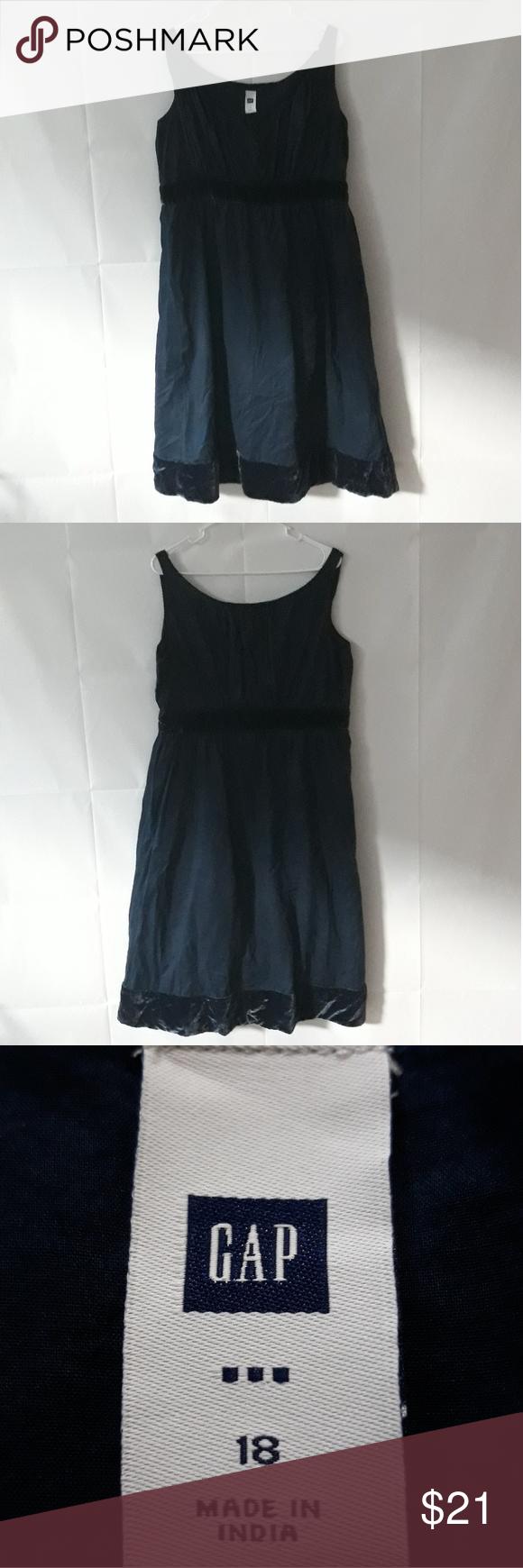 Gap Summer Dress Size 18 Navrly Blue Ab68c Size 18 Dress Summer Dresses Gap Dress [ 1740 x 580 Pixel ]