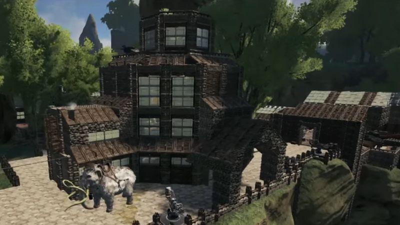 8 Of Ark Survival Evolved S Coolest Bases Blogs