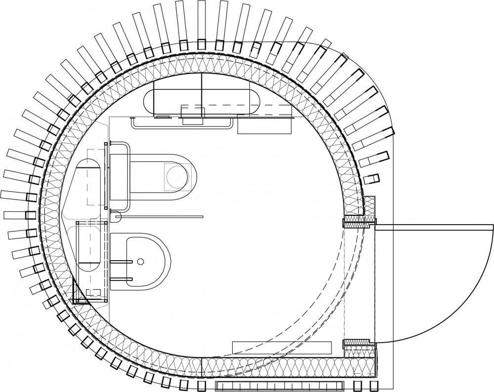 Gallery of Public Toilet Unit / Schleifer & Milczanowski Architekci ...