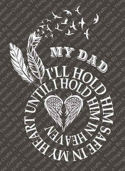 Download Spiral In Memory- DAD SVG by CraftsnThingsByNelly on Etsy ...