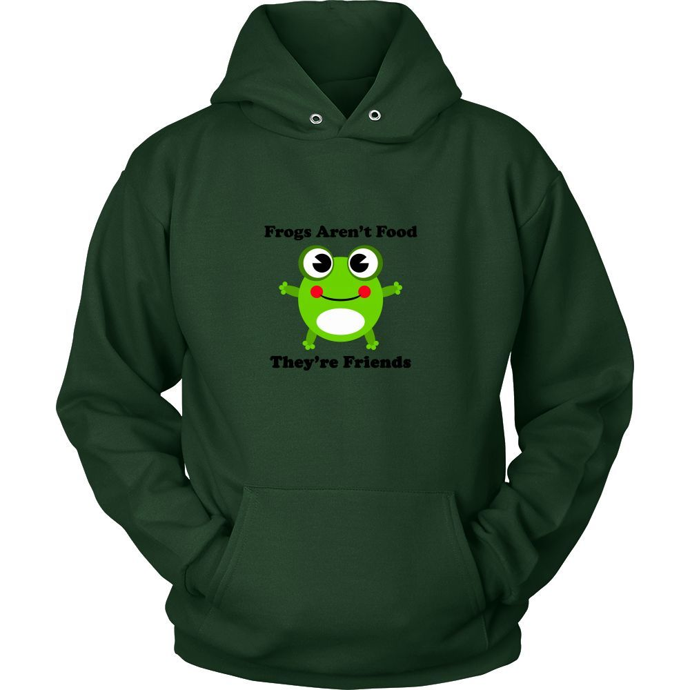 Frogs Aren't Food They're Friends T-shirt Hoodie, Tank top, Long Sleeve Tee
