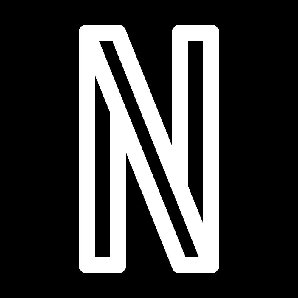 Black Netflix Icon Ios Icon Icon Homescreen