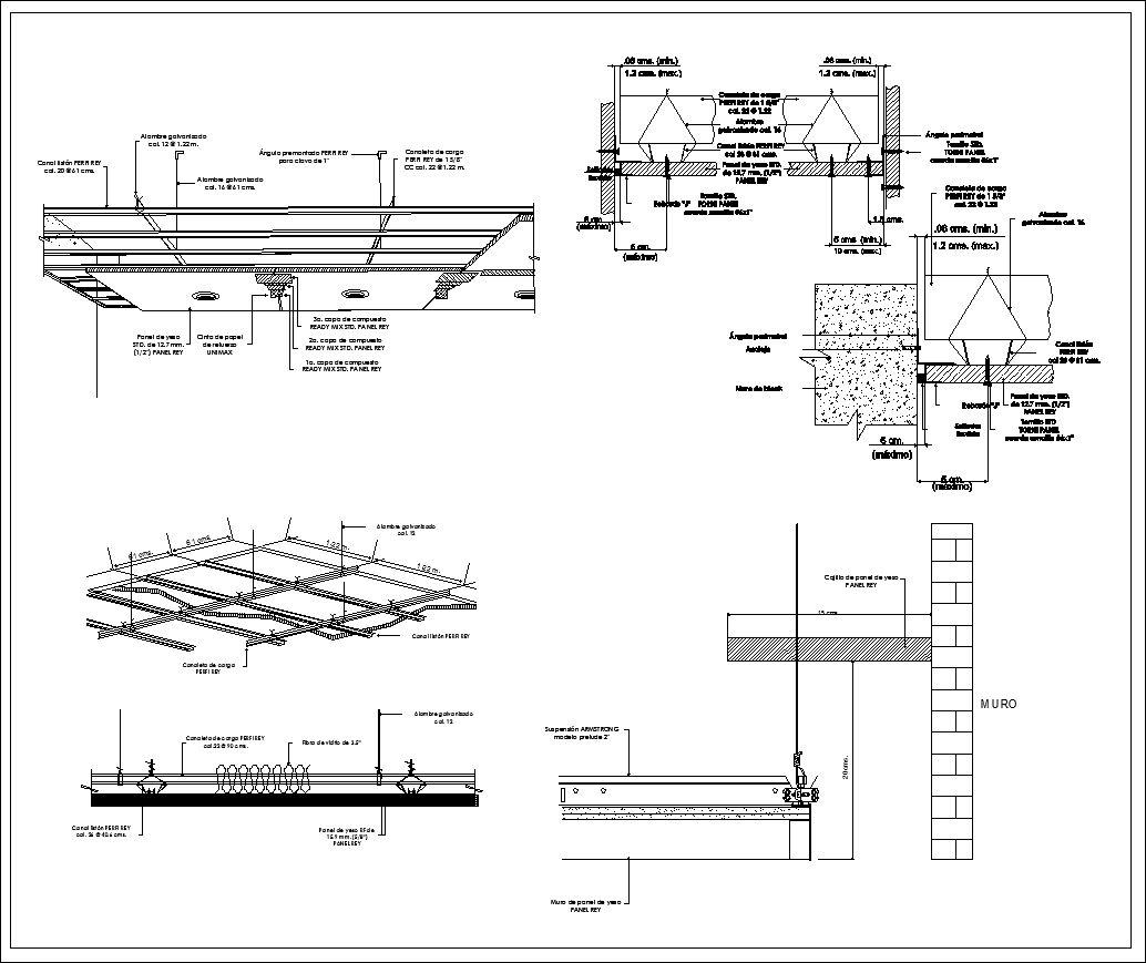 Ceiling Details V2