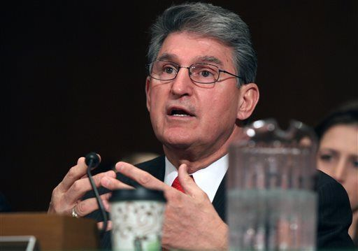 Sen. Manchin: 'You Can't Sell This Stuff' Back Home | CNS News