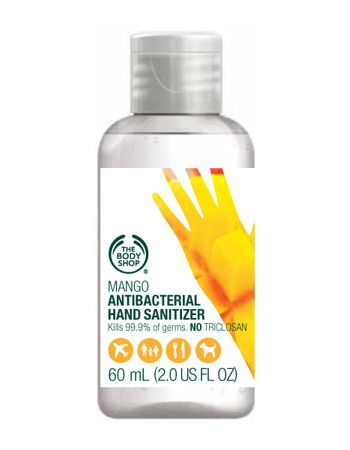 Cleanse Hands Without Rinsing With An Antibacterial Hand Gel That