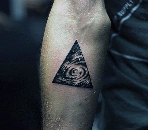 Top 87 Triangle Tattoo Ideas 2020 Inspiration Guide Tattoos Arm Tattoos For Guys Triangle Tattoos