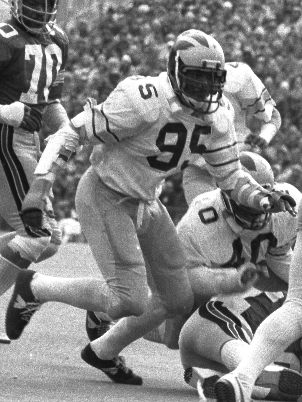 1980 Nfl Draft Curtis Greer De Round 1 Pick 6 Michigan