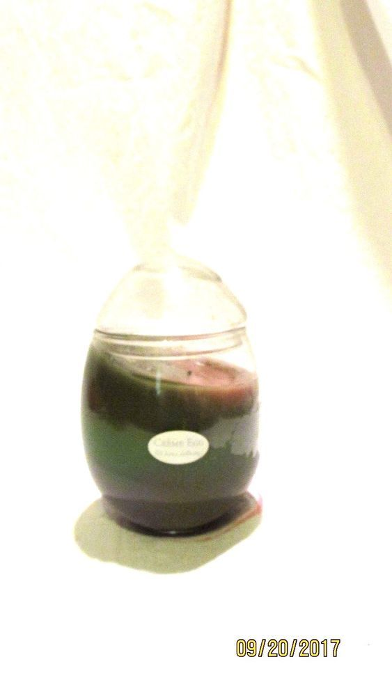 Home Interiors Scented Creme Egg Gl Candle Jar