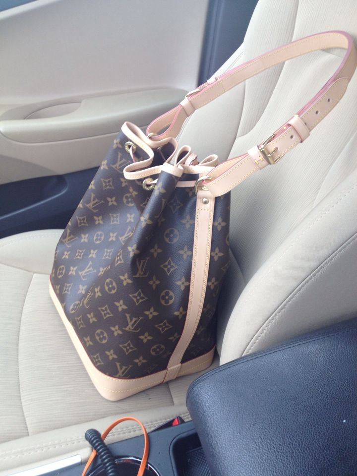 d257143ac0e My pretty Noe bag from Louis vuitton