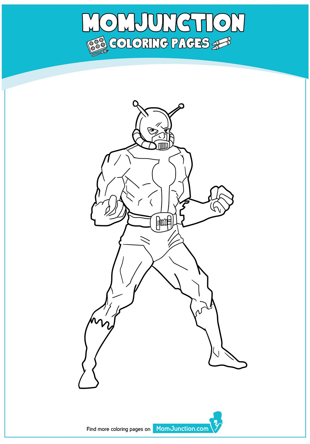 Hank Pym 17 Avengers Coloring Pages Coloring Pages Avengers Coloring